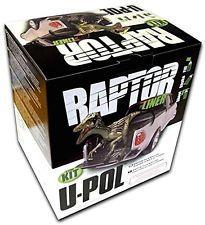 [$93.40 save 31%] U-Pol Products 0820V RAPTOR Black Truck Bed Liner Kit - 4 Liter #LavaHot http://www.lavahotdeals.com/us/cheap/pol-products-0820v-raptor-black-truck-bed-liner/218056?utm_source=pinterest&utm_medium=rss&utm_campaign=at_lavahotdealsus