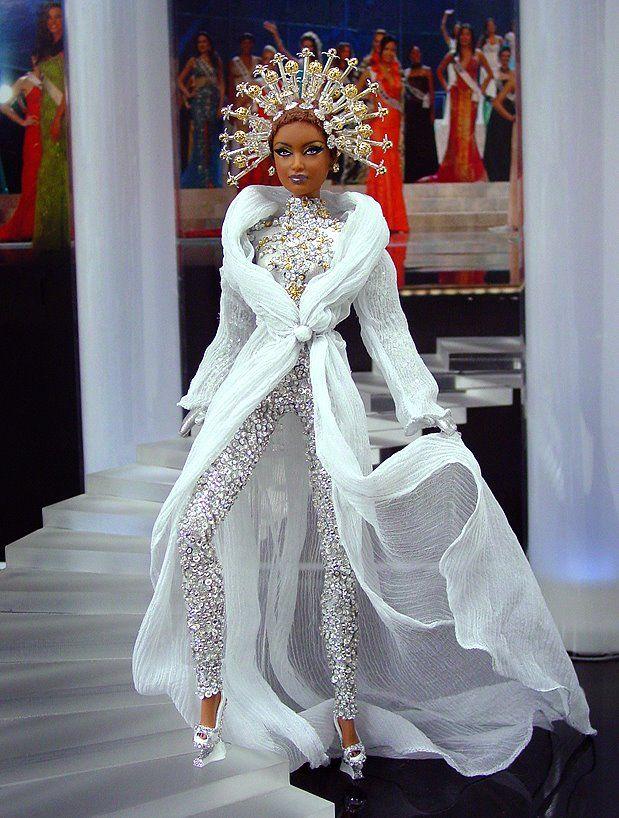 Pageant Barbie Dolls