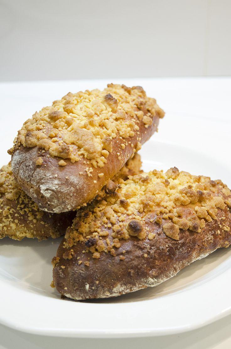 Vaneska Fit Barcelona: Jagodzianki - pyszne z dżemem z jagód.