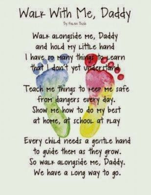 Fathers day poems from wife to Husband on Happy Father's Day...