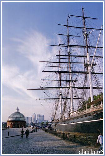 Royal Borough of Greenwich/Cutty Sark