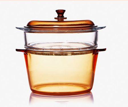 Baby Food Steamer Glass