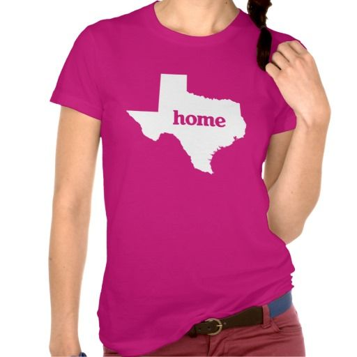 Texas Home Tee Shirt