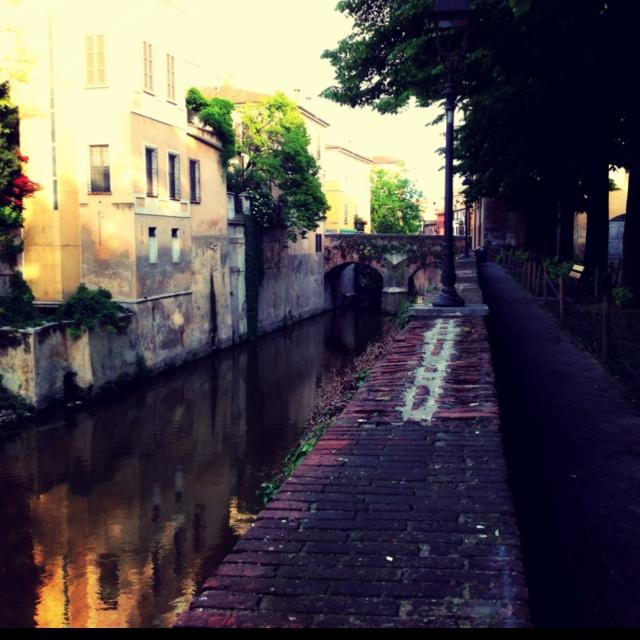 Mantua's hidden spots