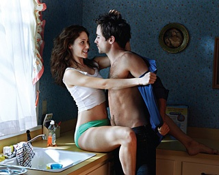love them - justin chatwin and emmy rossum