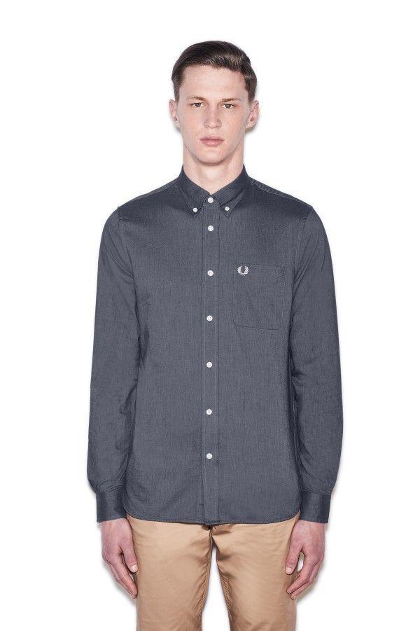 Classic Oxford Shirt