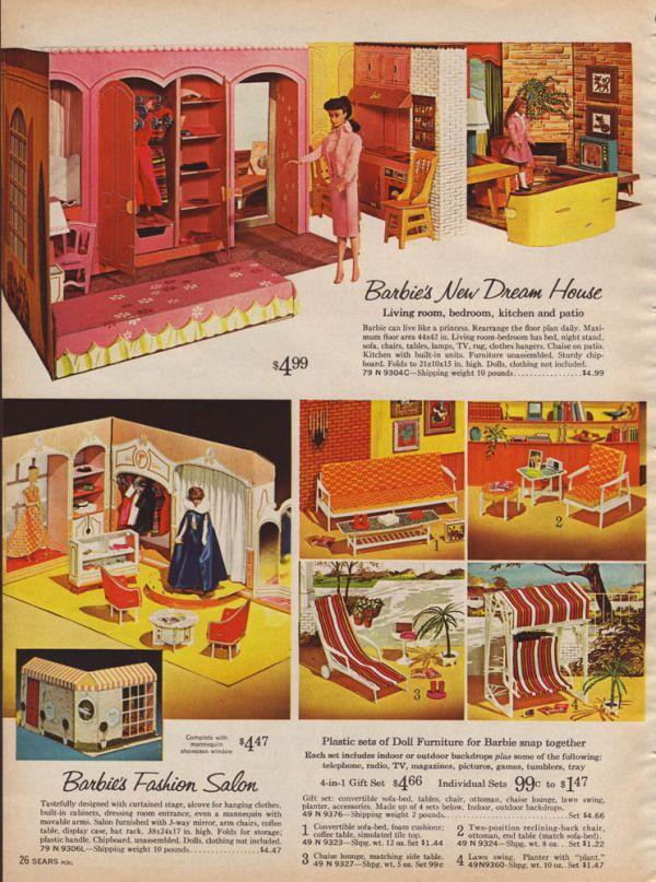 1965 Sears Christmas Catalog The Sears Wish Book Goes