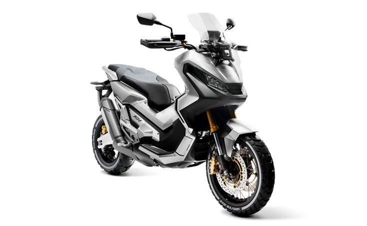 Honda City Adventure Scooter Video Slipped Out Yet Again