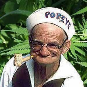 real popeye.: Real Popeye, Funny Pictures, Funny Stuff, Funnies, Things, People, Photo