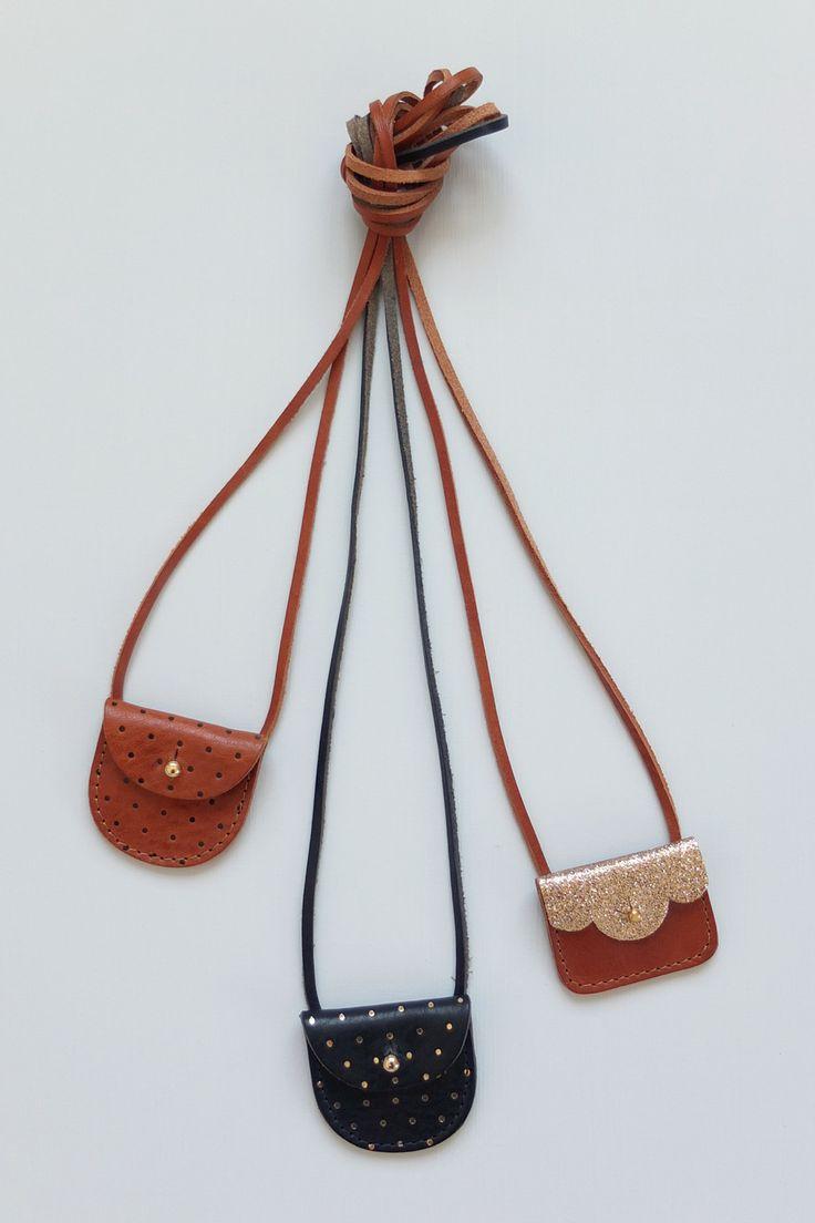 Nos petits colliers sacs de l'hiver 14 Photo par Audrey Jeanne
