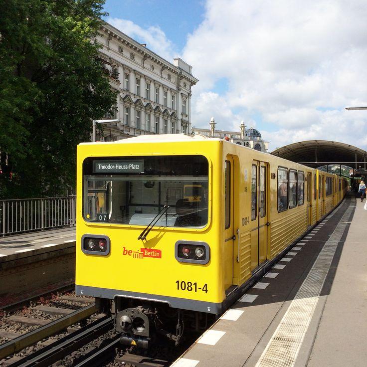Urban-insidecom - все о метро в Берлине