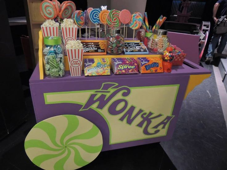 Roald Dahl's Willy Wonka Jr – 2014 » Xtreme Theatre