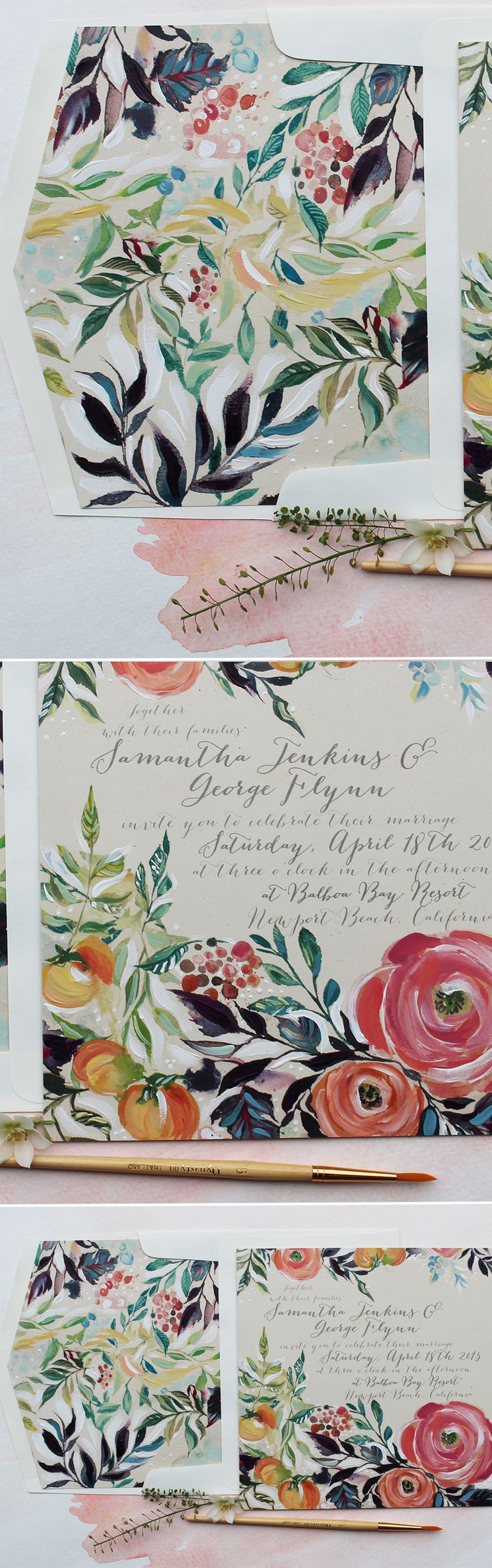 759 Best Invites Stationery Images On Pinterest Graphics