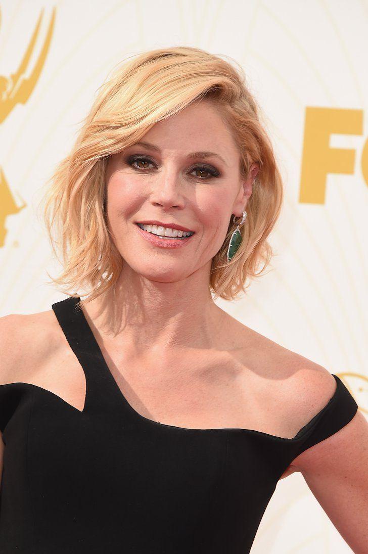 Pin for Later: Zoom Sur Tous les Beauty Looks des Emmy Awards Julie Bowen