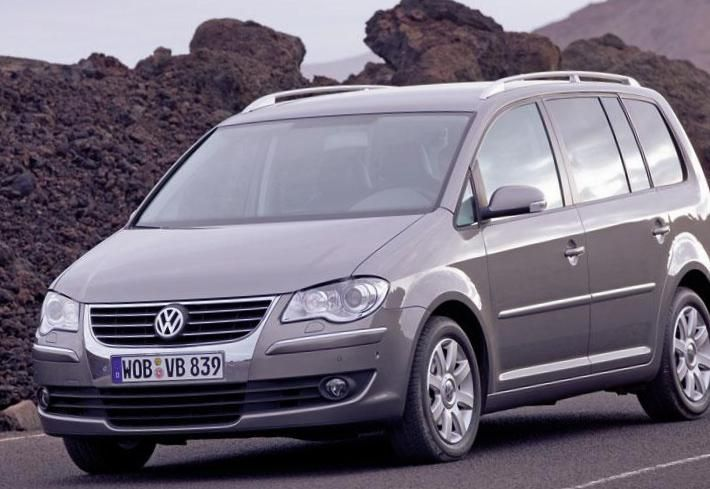 Touran Volkswagen configuration - http://autotras.com