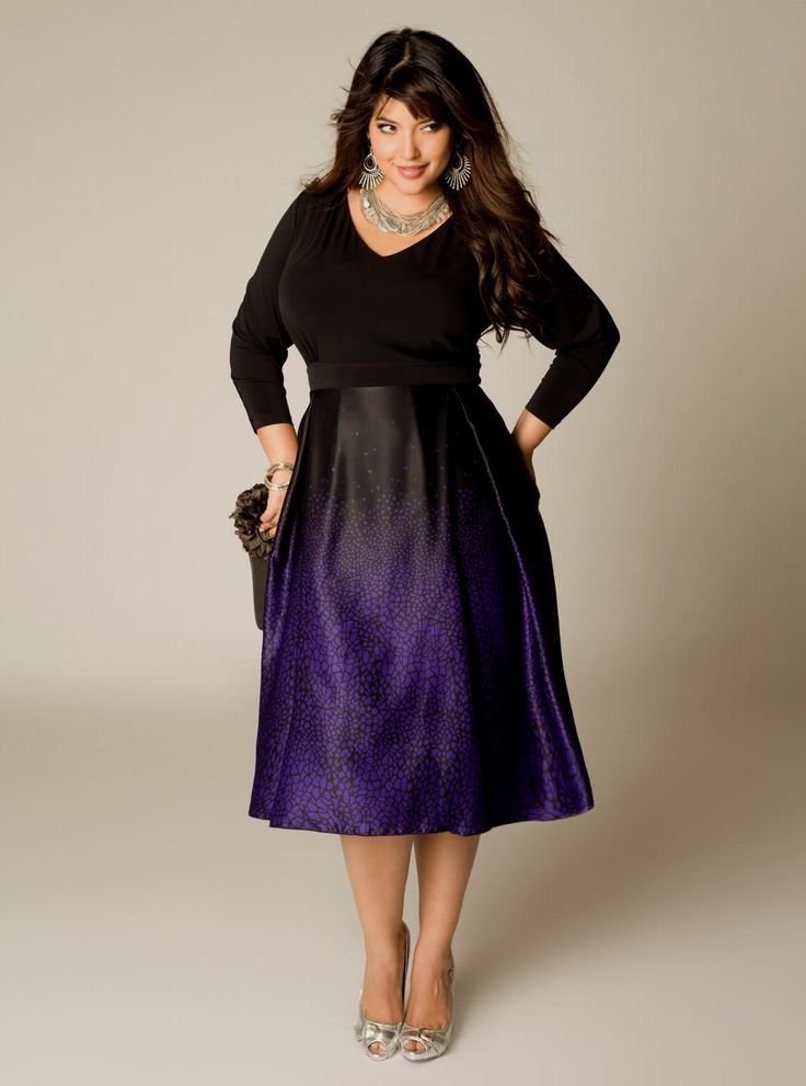 New Purple Plus Size Dresses for Weddings Check more at http://svesty.com/purple-plus-size-dresses-for-weddings/