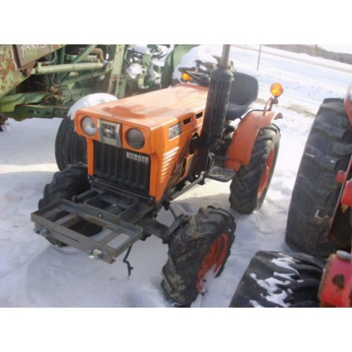 Used Kubota B7100 tractor parts - EQ-26641!  Call 877-530-4430 for used tractor parts! https://www.tractorpartsasap.com/-p/EQ-26641.htm