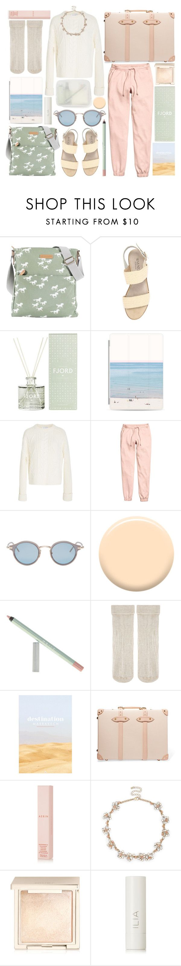 """""""don't stop travel"""" by foundlostme ❤ liked on Polyvore featuring Brakeburn, Walnut Melbourne, Skandinavisk, Casetify, Carven, Muji, H&M, Thom Browne, Lauren B. Beauty and Mally"""
