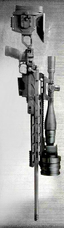 Cadex Defence Rifle Chassis. Find our speedloader now!  http://www.amazon.com/shops/raeind