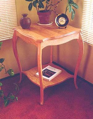End Table Tutorial And Plans End Table Plans Table Table