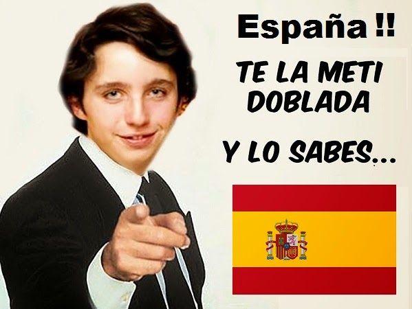 Actualidad: famosos, éxitos, deportes...: El pequeño Nicolás y el ridículo de España