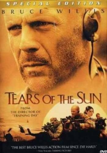 Tears of the Sun, Movie on DVD, Action Movies, Suspense