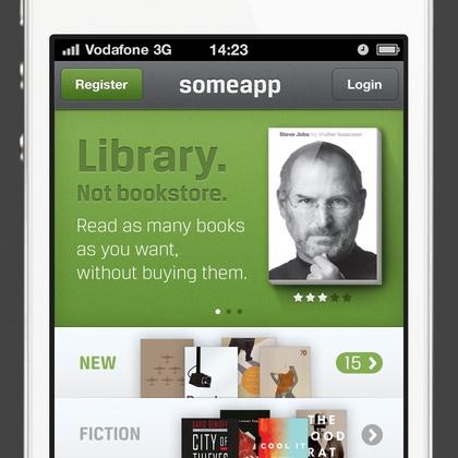 SomeApp by Josef Richter