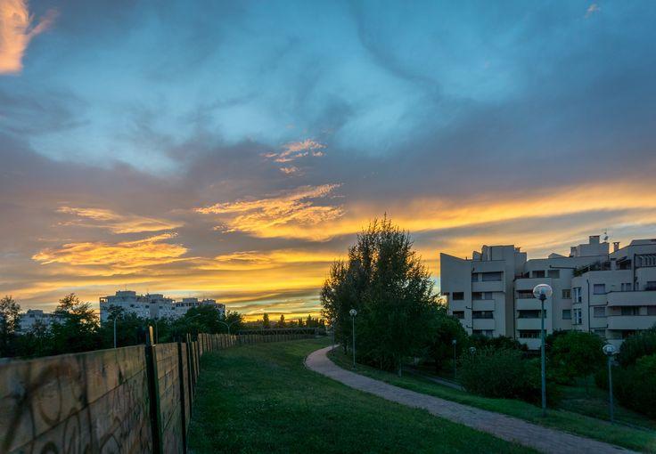 https://flic.kr/p/BcFEAn | JAS (Just another sunset)