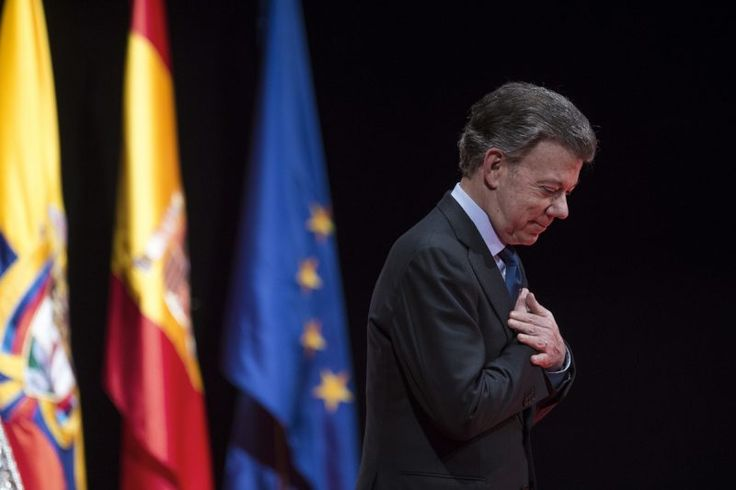 Colombian President Juan Manuel Santos is right: It's time we rethink the war on drugs