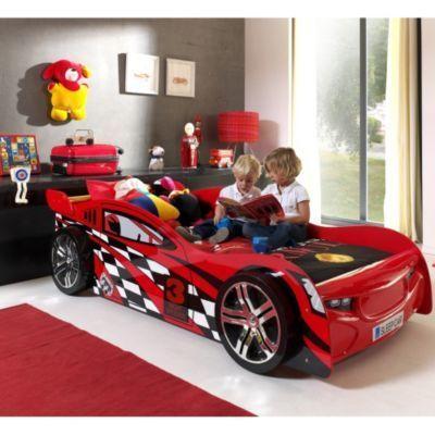 Kinderbett auto grün  Die besten 25+ Kinderbett auto Ideen auf Pinterest | Cars ...