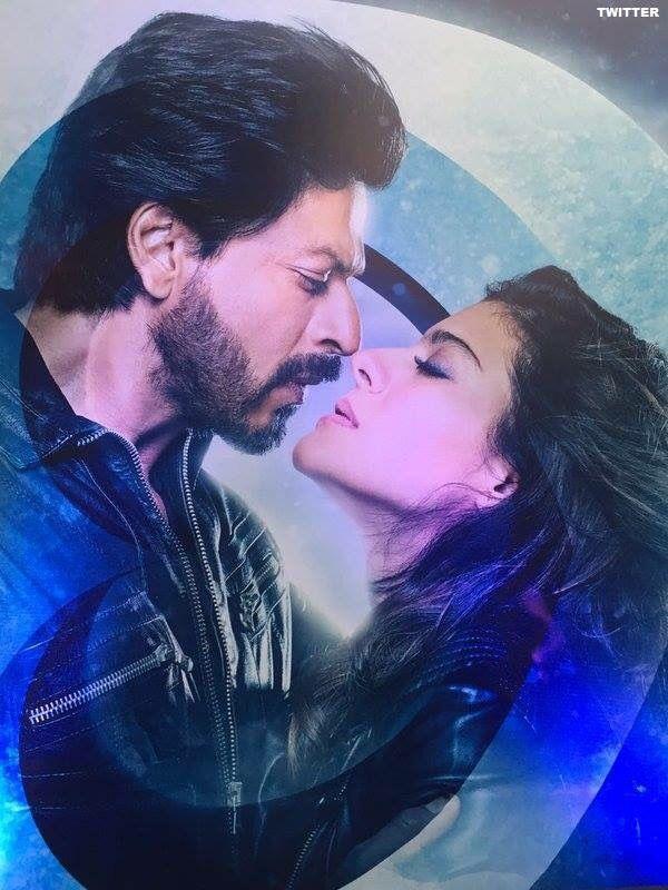 Kajol&Shahrukh