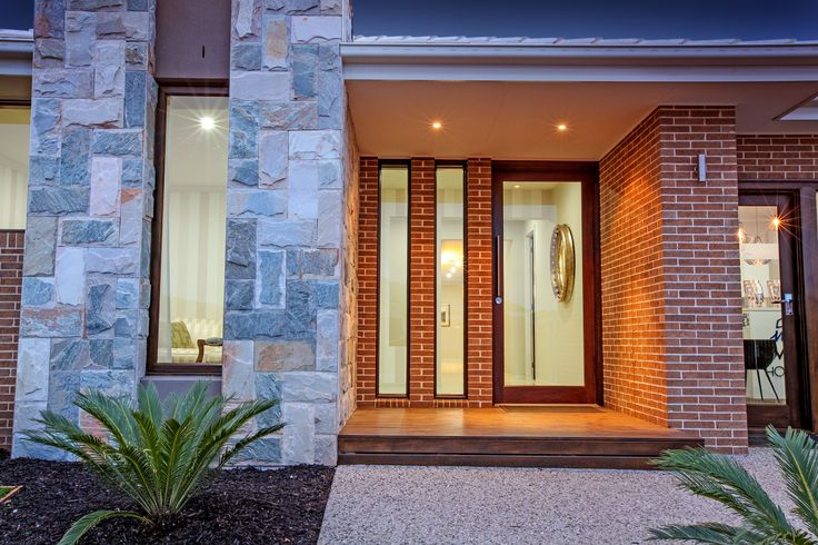 The Sabah by Mimosa Homes. Choose between 3 contemporary facade designs.  #Luxury #MimosaHomes #Facade #ModernHouse www.mimosahomes.com.au