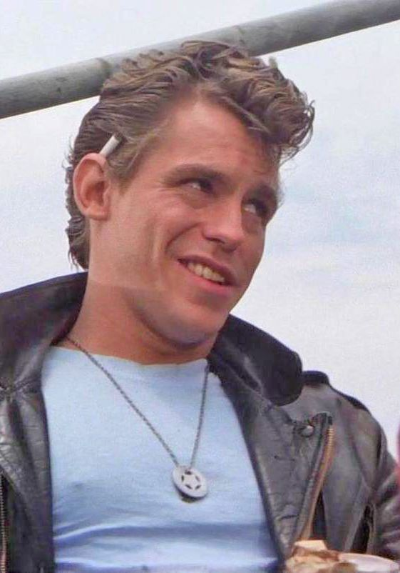 Grease Kenickie Mmhmm :) Jeff Conaway: what an attractive 28 year old