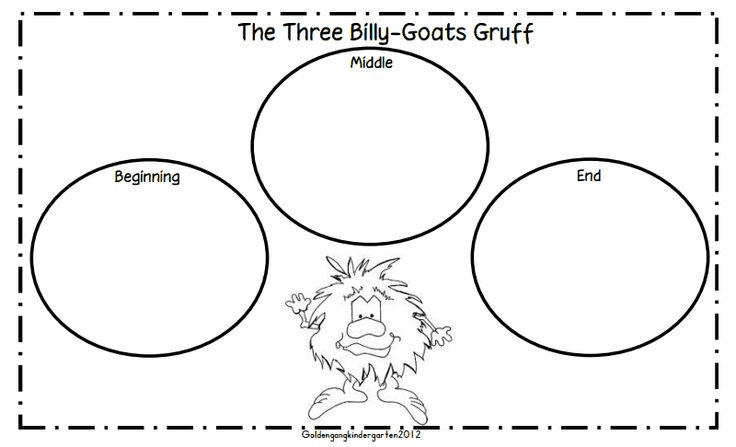 49 best The Three Billy Goats Gruff images on Pinterest