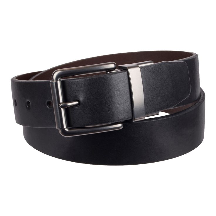 Denizen from Levi's Men's Reversible Belt - Black XL