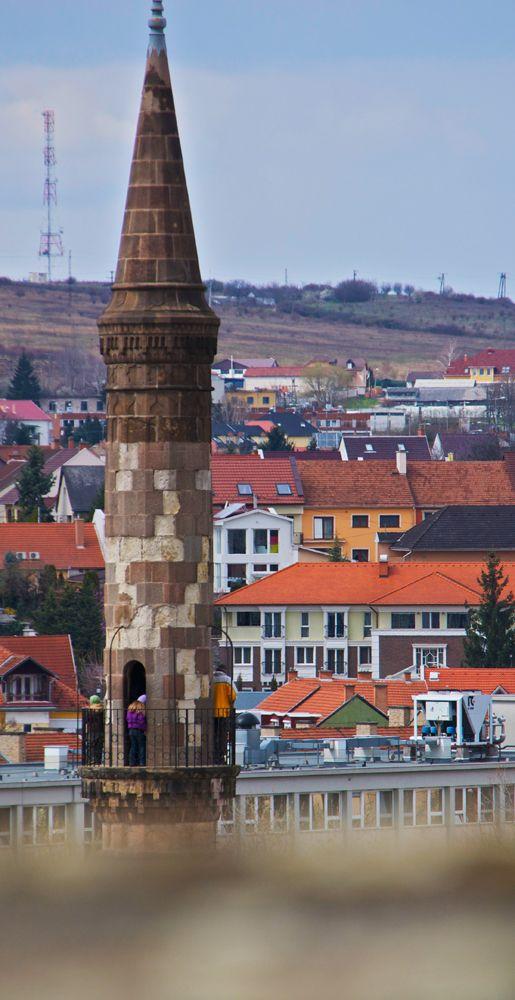 Eger - Minaret