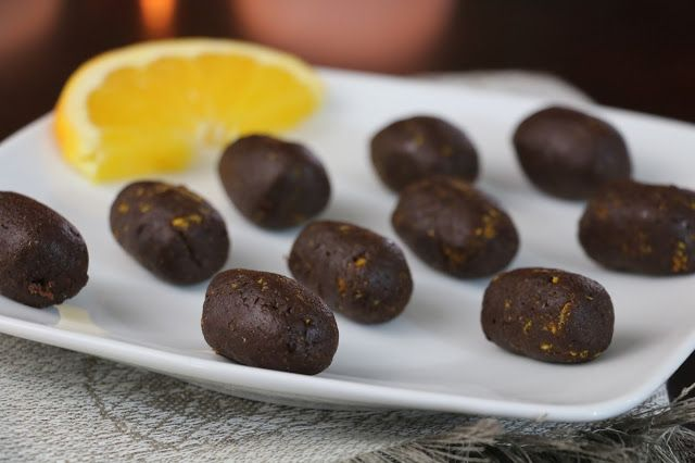kierunek zdrowie: Zdrowe słodycze - cukierki w 3 wersjach!
