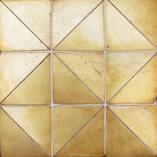 Gold tiles - L'Est 4 By Tabarka Studio