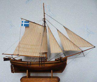 Чертежи шведской яхты