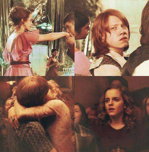 6379 best potterhead images on pinterest - Harry potter hermione granger ron weasley ...