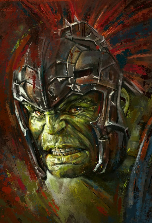 Planet Hulk..........
