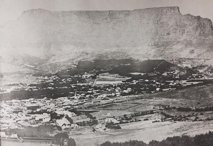1850 Old Cape Town