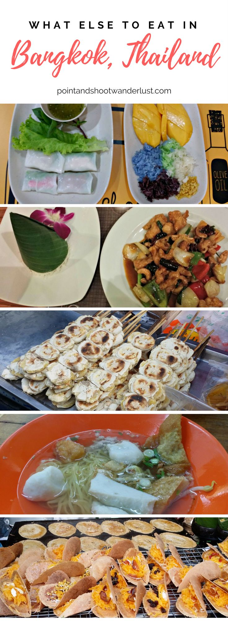 Bangkok, Thailand | Thai food | What to eat in Thailand | Where to eat in Bangkok | Foodscapades | Bangkok food | Mango Sticky Rice | Thai Street food | Asian food | Southeast Asia