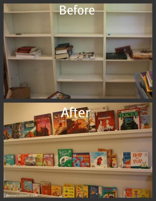Best 25 rain gutter shelves ideas on pinterest for Plastic rain gutter bookshelf
