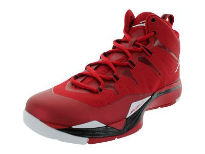 6021d5d9c214a5 ... shop nike mens jordan super.fly 2 gym red white black white basketball  ac2c0 59389 ...