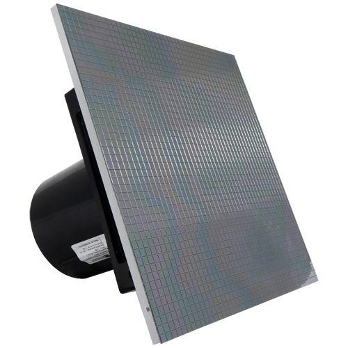 Vyberte si svůj #designový #ventilátor do vaší vyladěné koupelny např. #ventilátor do #koupelny #Rimera #Magic Silver S, pouze u nás podívejte se.