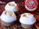 Ricetta Cupcakes allo sciroppo d'acero - Petitchef