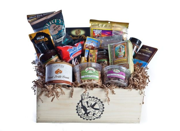 Win a Stateside Man Goods Valentine Gift Basket - Donna's Deals and More