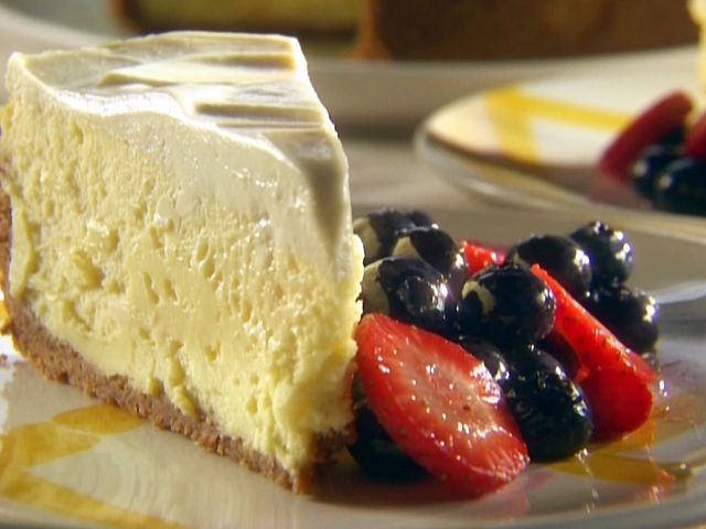 Lonestar State Cheesecake Recipe : Sunny Anderson : Food Network - FoodNetwork.com