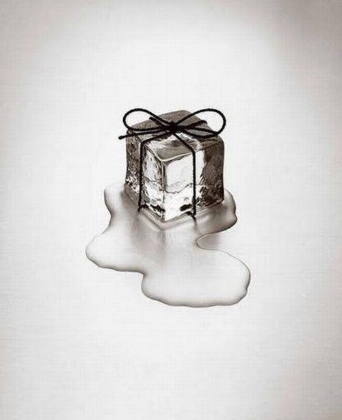ice cube - Chema Madoz